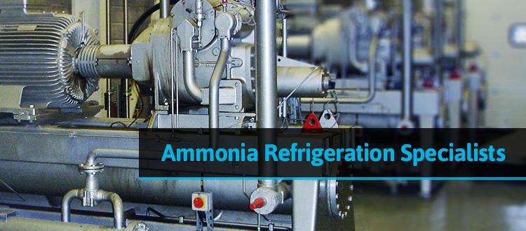 Ammonia Refrigeration Specialists